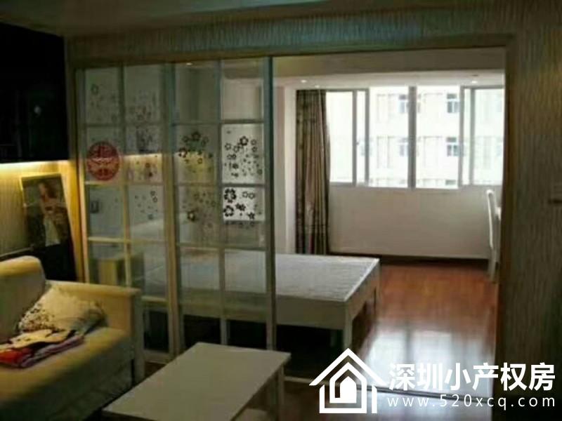 光明新区小产权房<塘家一号公寓>双地铁站6号线300米 长圳站、观光站
