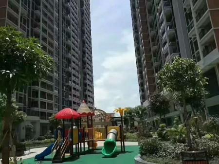 宝安沙井村委统建楼《中泰国际》6栋大型花园社区
