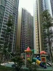 宝安小产权房沙井大型统建楼《红星国际》12栋花园小区