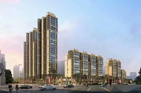 塘厦小产权房《御江南》12栋全新楼盘项目共2000余户,总建面共69万平方