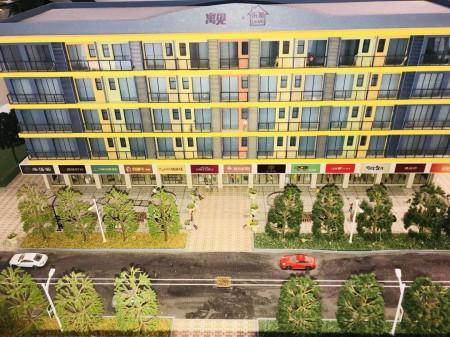龙岗集体红本公寓《大运寓见8公寓》产权红本,后续可分割,小产权手续