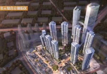 龙岗双龙地铁口万科红本指标房 占地31万平米,总建筑面积120万平米 内部渠道货量有限