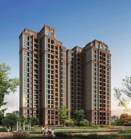 厚街五栋新盘《时代嘉园》400套 6层停车场 天然气入户 名校为伴