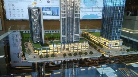 光明独立红本公寓《兆邦基端慧苑》70年产权 个人名义购买,不限购不限贷 首付低至65万