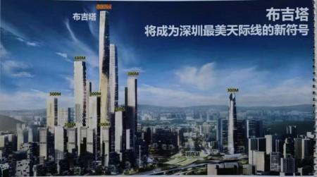 布吉一村華僑城準拆遷項目《東站壹號》精裝修原始戶型 全部測繪面積出售