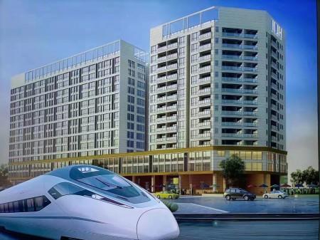 松山湖村委统建楼【天汇花园】9栋封闭式700户 两层停车场 通天然气、颁发绿本